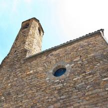 Església de sant Esteve (segle XII), Erinyà