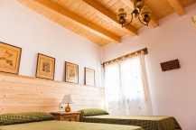 Habitació doble - Era del Mestre casa rural