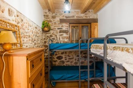 Habitació lliteres - Era del Mestre casa rural
